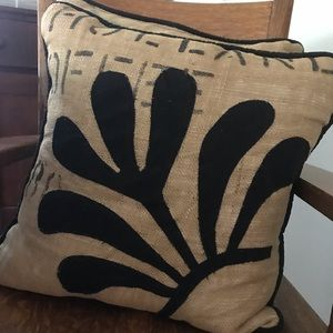 Set of Coffee sack pillows